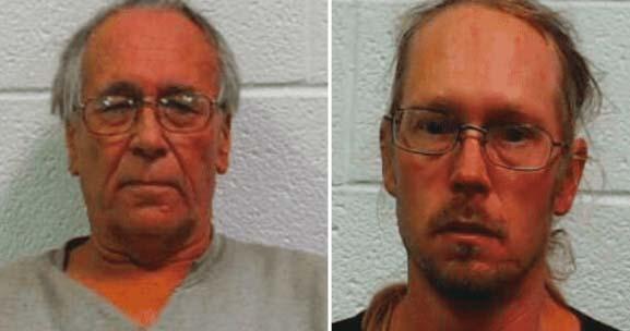 Padre e hijo acusados de incesto por violar a dos familiares a diario por una década