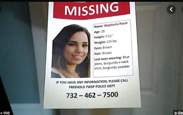 Joven desapareció tras visitar a una vidente en Nueva Jersey