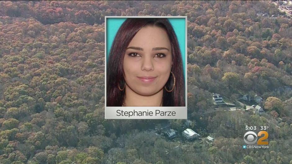 Extienden a bosques de Nueva York rastreo de joven desaparecida en Jersey