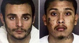 Alerta en California por dos presuntos pandilleros latinos que escaparon de cárcel