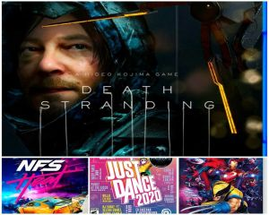 Reseña: Death Stranding, Just Dance 2020, Need For Speed Heat y Marvel Ultimate Aliance 3: The Black Order