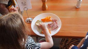 Restaurantes donde los niños comen GRATIS