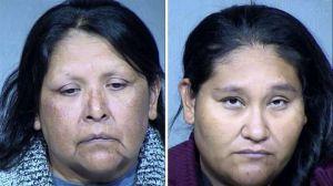 Madre e hija detenidas por mantener 3 niños entre heces fecales en su casa