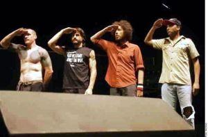 Rage Against The Machine regresará a los escenarios tras ocho años de ausencia