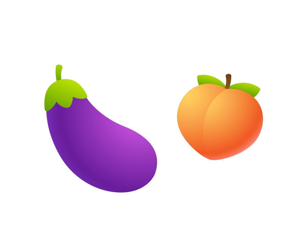 Ambos son usados en cadenas de índole sexual.