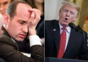 Filtran mensajes racistas de asesor de Trump para inmigración y piden que renuncie a su cargo