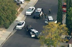 Reportan varias víctimas en tiroteo en secundaria en Los Ángeles