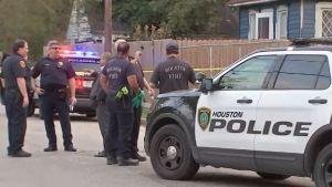 Lunes sangriento en Houston, 3 tiroteos en un lapso de 1 hora dejan 2 muertos y 6 heridos