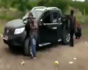 Los Viagras sitian a pobladores de El Aguaje, en Michoacán