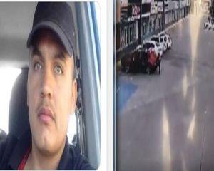 VIDEO: Así mataron con más de 100 balazos a policía en territorio de los Chapitos