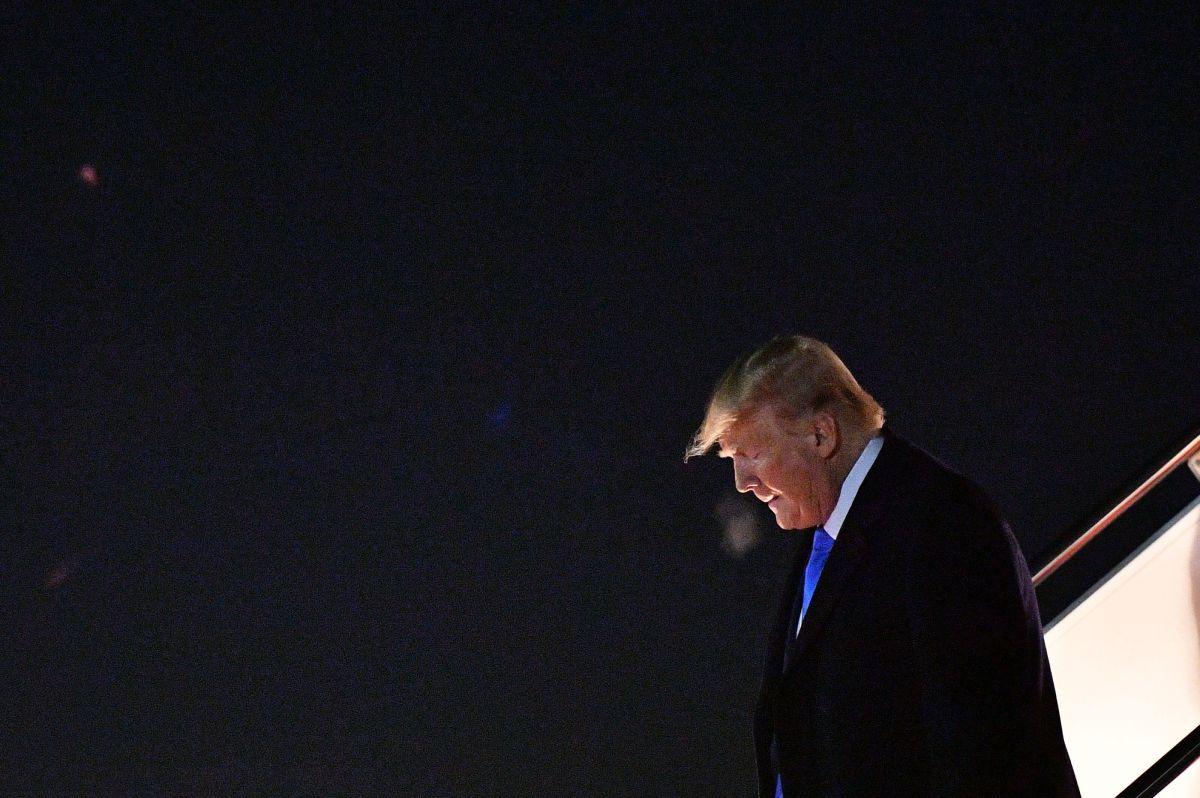 Acusan a Trump de abuso de poder y obstrucción al Congreso en proceso de juicio político