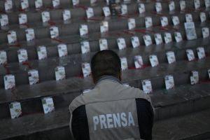 México, el país con más periodistas asesinados en el mundo, denuncia RSF
