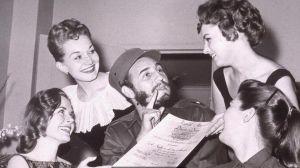 Fidel Castro y su secreta historia de amor con Nueva York