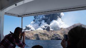 White Island: por qué permiten visitas turísticas a uno de los volcanes más activos de Nueva Zelanda