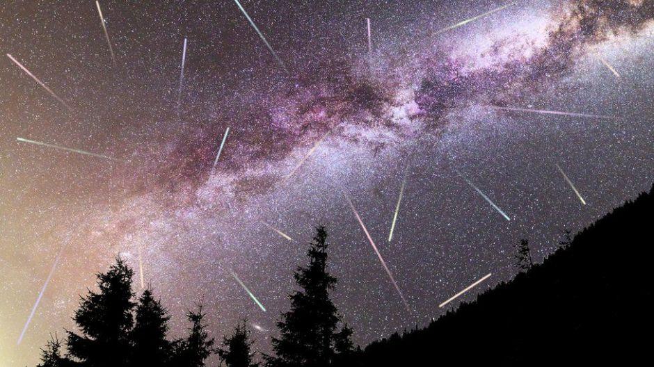 """Qué son las Gemínidas  y desde dónde se podrá ver este fin de semana la """"reina de las lluvias de meteoros"""""""