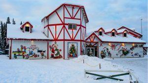 Cómo es crecer en una ciudad donde todo el año es Navidad