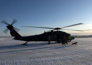 Tres soldados murieron en un accidente de helicóptero en Minnesota