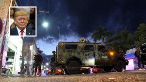 Designar a narcos como terroristas sería pretexto de intervención militar de EEUU en México