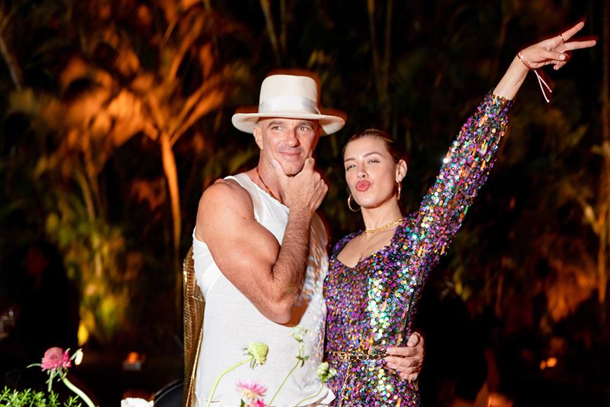 Michelle Salas: Conoce quién es su exótico y millonario novio | El Diario NY