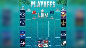 Listos los playoffs de la NFL