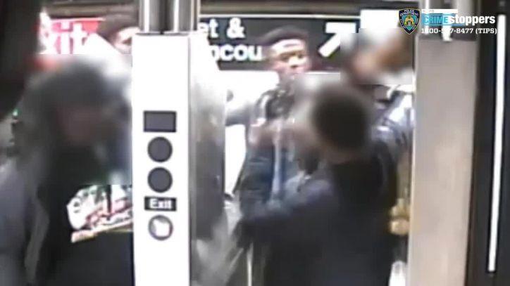Quinceañero fue acuchillado en estación del Metro en El Bronx