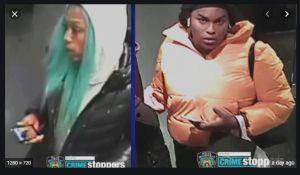 $2,500 recompensa por dos mujeres tras robo violento en tienda Barneys de Nueva York