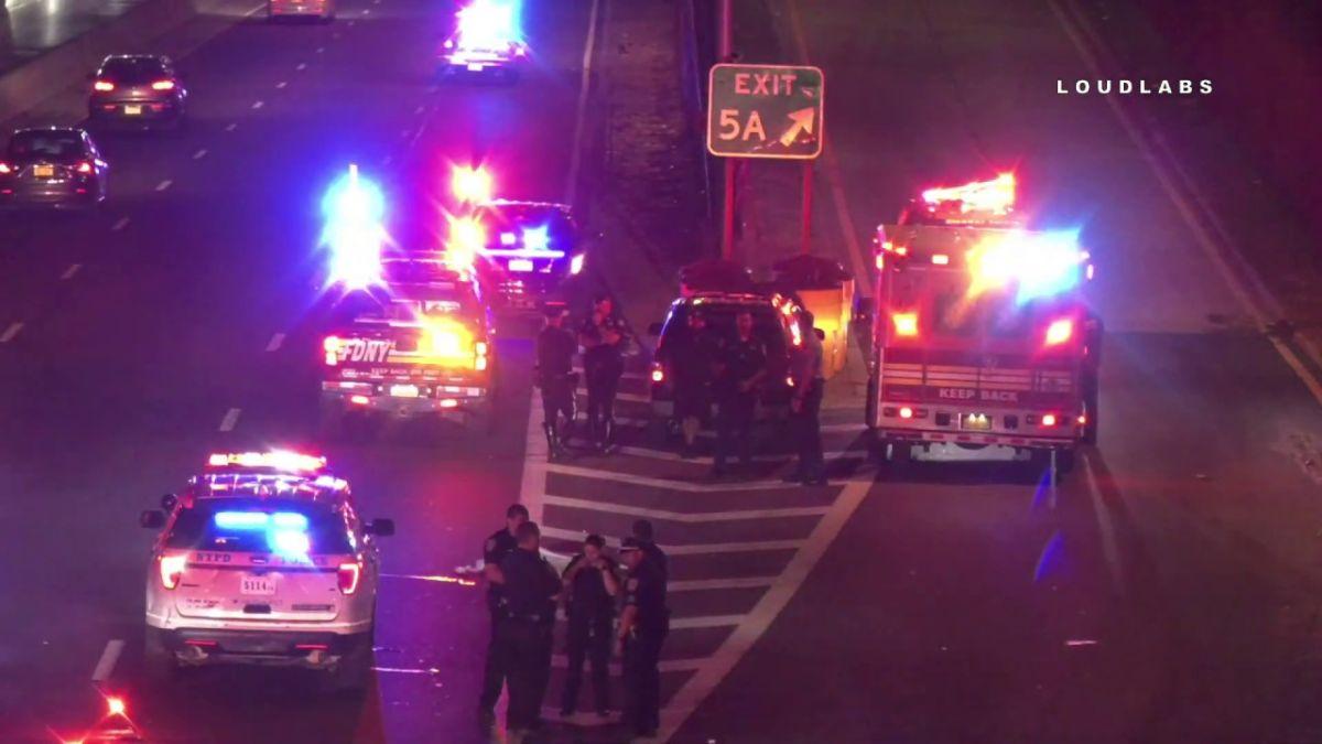 Atrapan a camionero hispano que arrolló fatalmente a un joven y luego huyó en El Bronx
