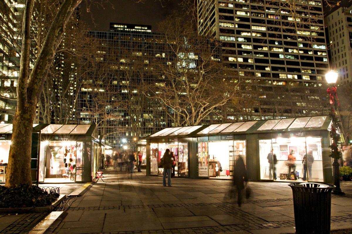 Los mejores mercados navideños de la ciudad de Nueva York