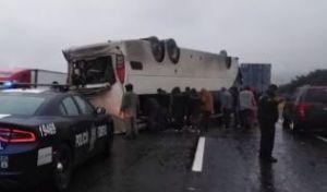 Familia demanda a Transportes Chávez por el accidente mortal en San Luis Potosí