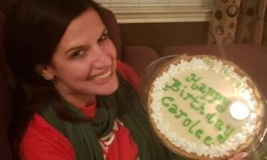 Texas: Comparten la última foto de una mujer que fue asesinada por su exnovio en su fiesta de cumpleaños en Noche Buena