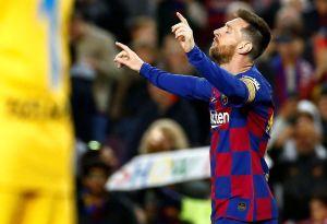 Alguien lo hizo mejor: Le arrebatan una corona a Lionel Messi en el 2019