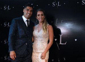 Luis Suárez se casó por segunda vez y lo hizo frente a Messi, Neymar y otras estrellas del futbol