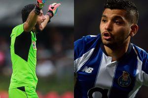 Chivas está en pláticas con Jesús Corona... ¿El de Cruz Azul o el del Porto?