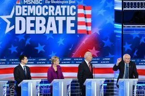 Cómo ver el debate presidencial demócrata de esta noche