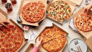 Domino's dará 50% de descuento en todas sus pizzas sólo esta semana