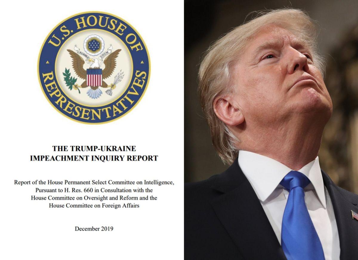 El reporte contra el mandatario fue publicado este martes.