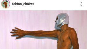 """Hijo del Santo demandará a autor de pintura """"Zapata Gay"""""""