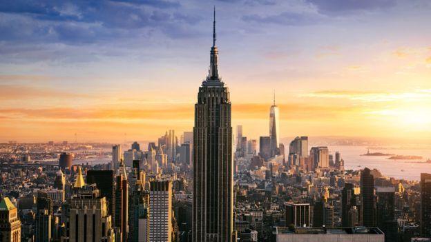 El Empire State Building es el destino más visitado por los turistas que usan Uber.