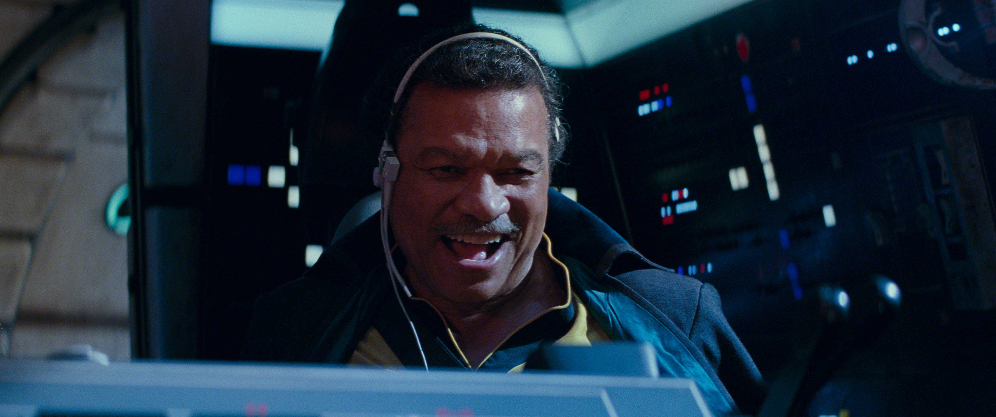 Lando Calrissian, interpetado por Billy Dee Williams. / Foto: Lucasfilm