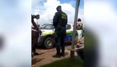 Hombre en Brasil se disfraza de su madre para conseguir licencia de conducir