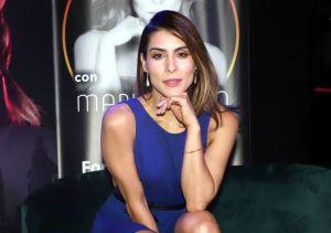 Sensual: María León presume cambio de imagen sin ropa interior