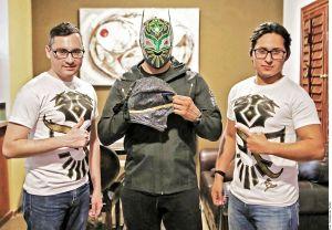 Nueva máscara y nuevo nombre: Tras salir de la WWE, Sin Cara tiene otra imagen