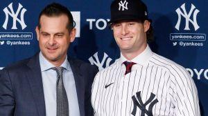 Con contrato récord, Yankees presenta a su nueva estrella: Gerrit Cole