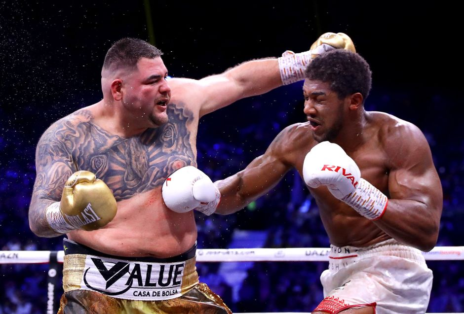 ¿Habrá tercera pelea entre Andy Ruiz y Anthony Joshua?