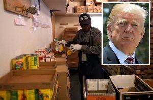 Nuevas reglas de Trump quitarán cupones de alimentos a millones de familias