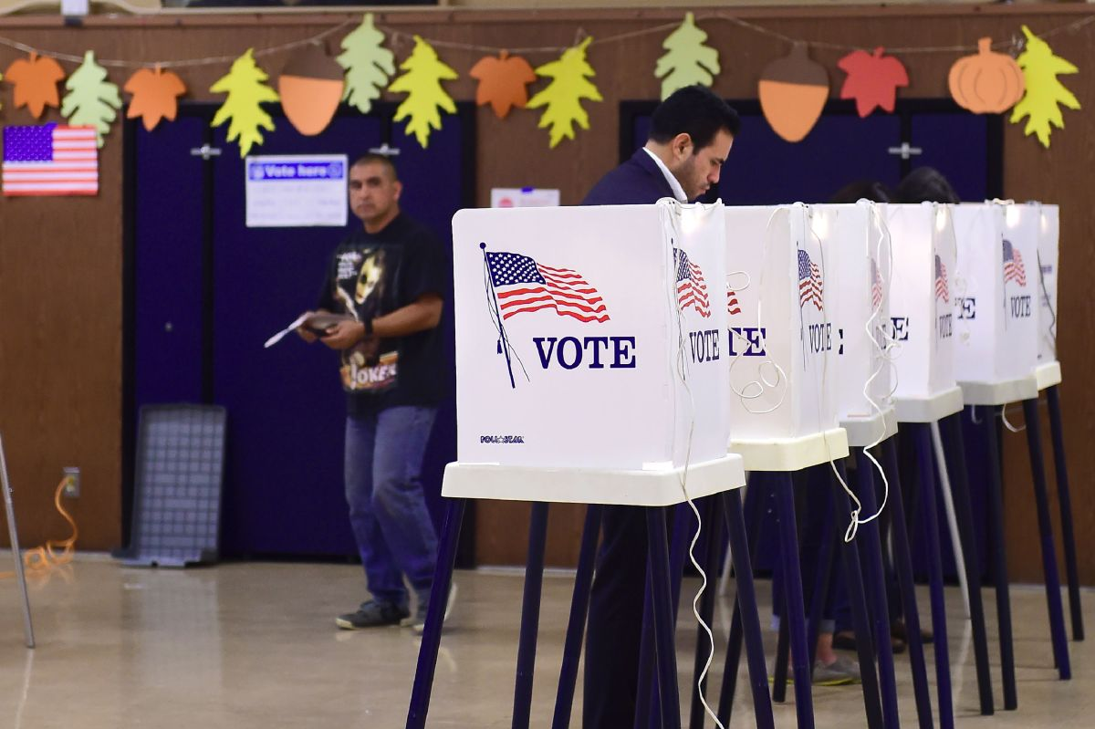 Para el 28 de abril están previstas las primarias de Nueva York.