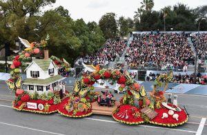 Miles llegan a Pasadena para ver el Desfile de las Rosas y disfrutar del Rose Bowl