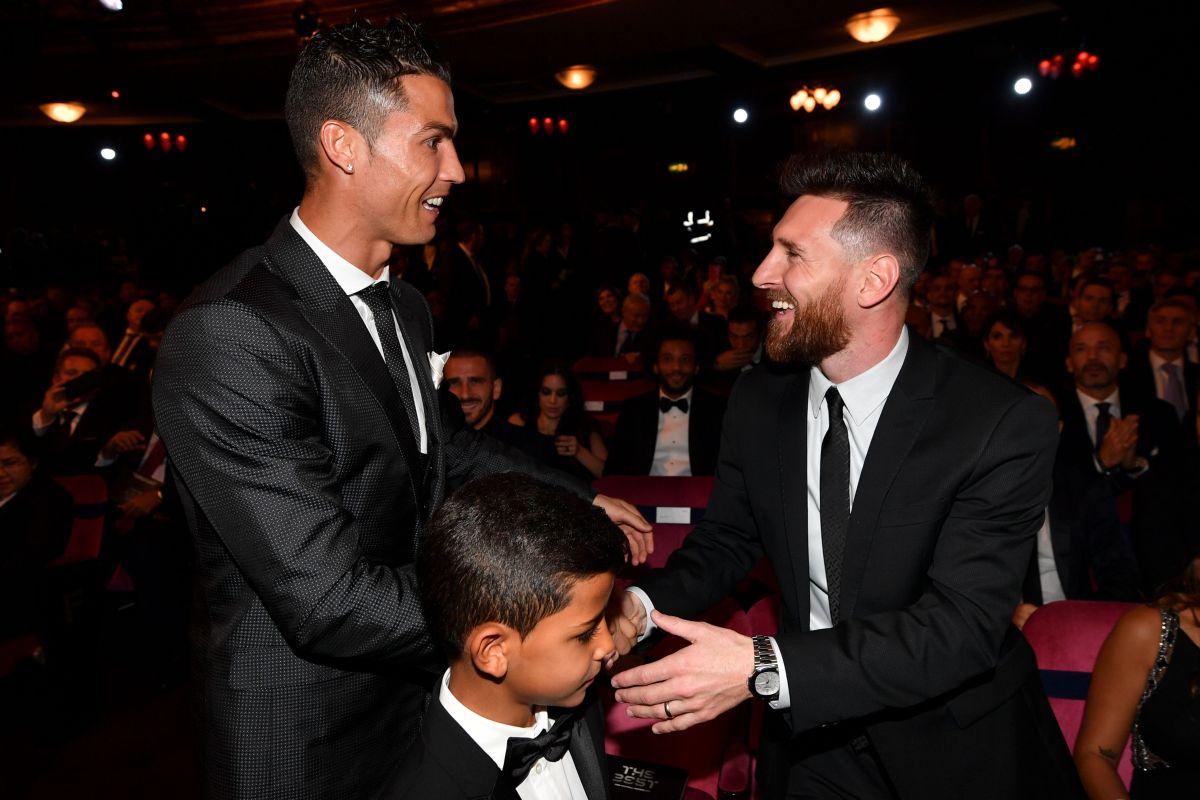 Otra victoria inédita de Lionel Messi sobre Cristiano Ronaldo