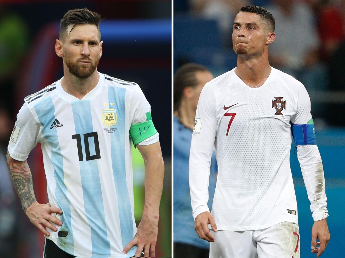 ¿Otro berrinche? World Soccer reveló su 11 histórico y no está Cristiano Ronaldo pero sí Messi