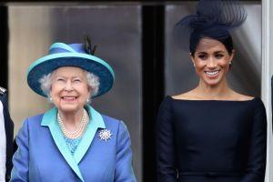 La reina Isabel II ya conoció personalmente a su bisnieta Lilibeth Diana, el segundo bebé de Meghan y Harry